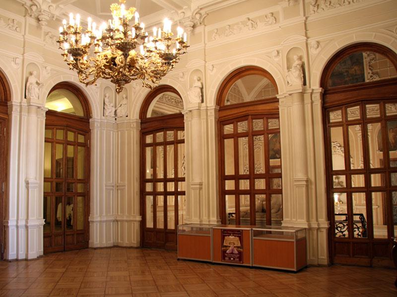 Фотогалерея Театр музыкальной