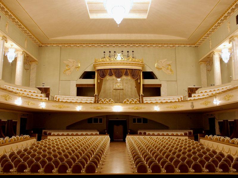 Театр музыкальной комедии санкт петербург схема зала.