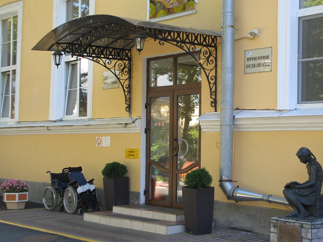 Спб гбуз клиническая больница святителя луки адрес