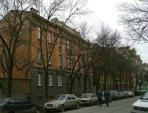 Гбуз псковская городская больница