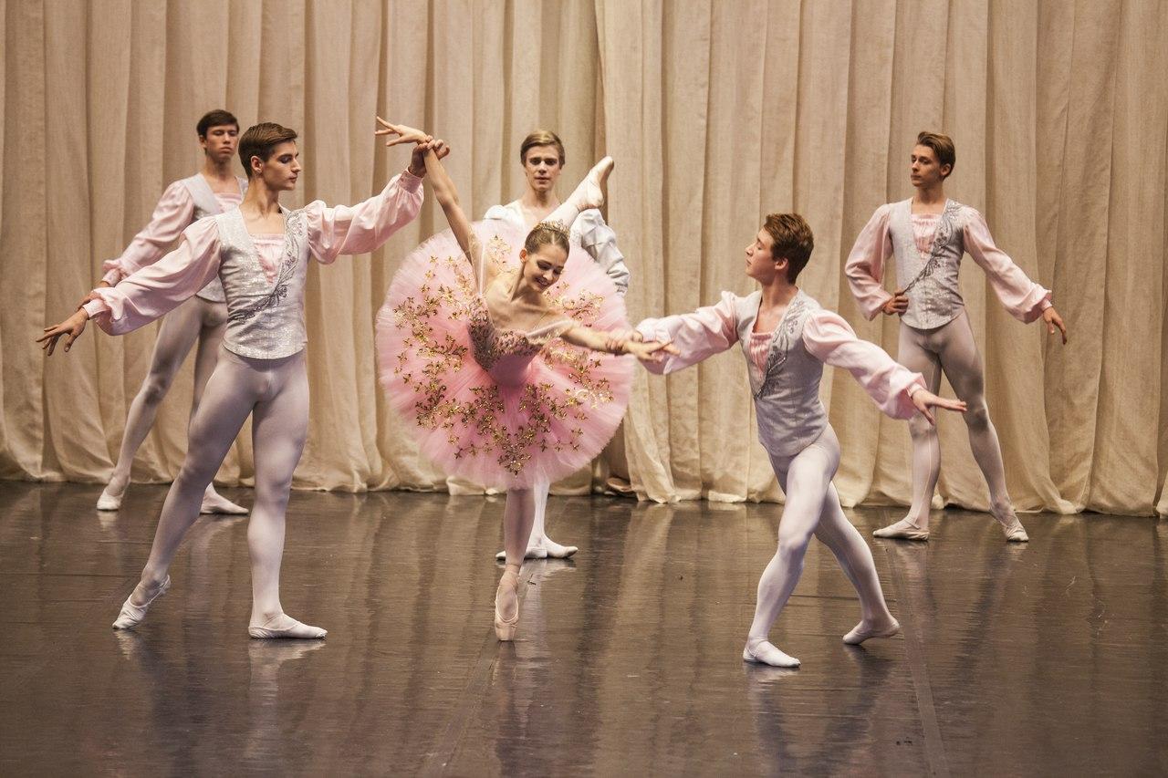 академии балета в москве там про