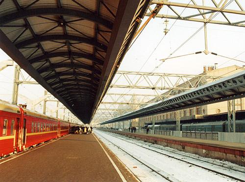 Фотогалерея Московский вокзал