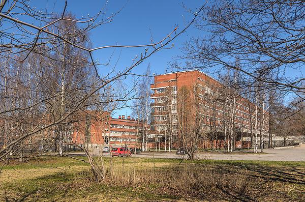 Сосновская больница ленинградская область