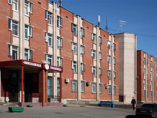 Тульская областная детская больница отделения