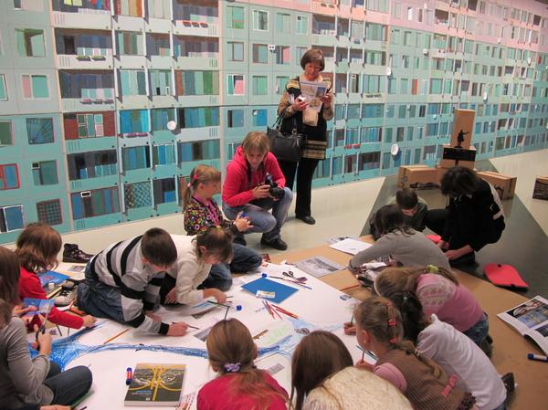 Эрарта \ Erarta, музей современного искусства Музеи, галереи и выставки Единая справочная - Санкт-Петербург