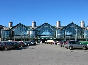 Когда наведут порядок на железнодорожном вокзале?