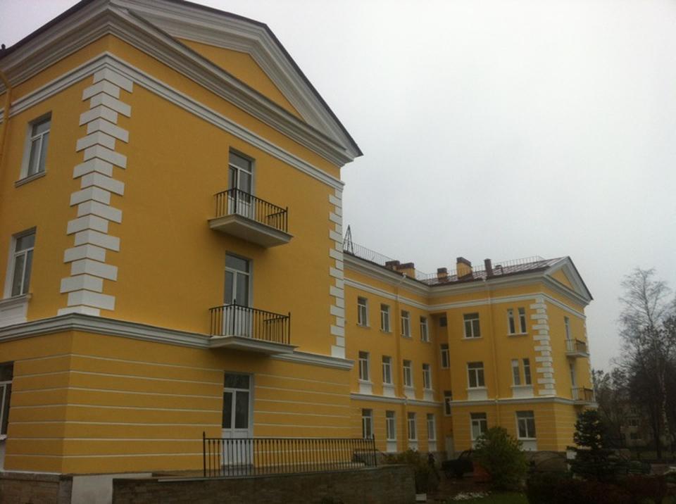 Дома интернаты для престарелых в спб дом интернат для престарелых и инвалидов новочеркасск