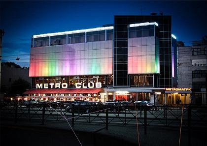 ночной клуб метро санкт петербург официальный