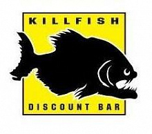 Киллфиш / Killfish discount bar на Промышленной