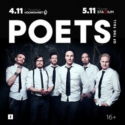 Poets of the Fall, концерт